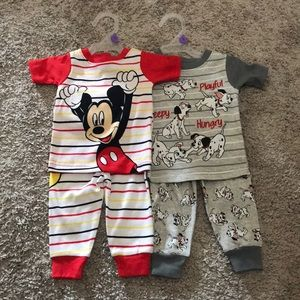 Disney baby pajama bundle